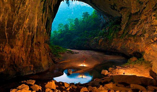 Cuevas Hang Son Doong
