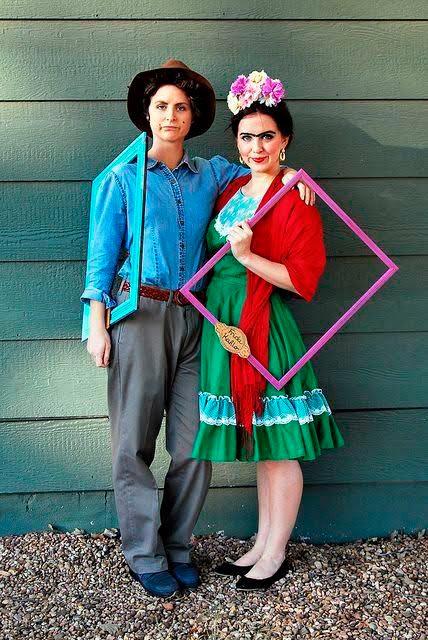 Frida Kahlo y Diego