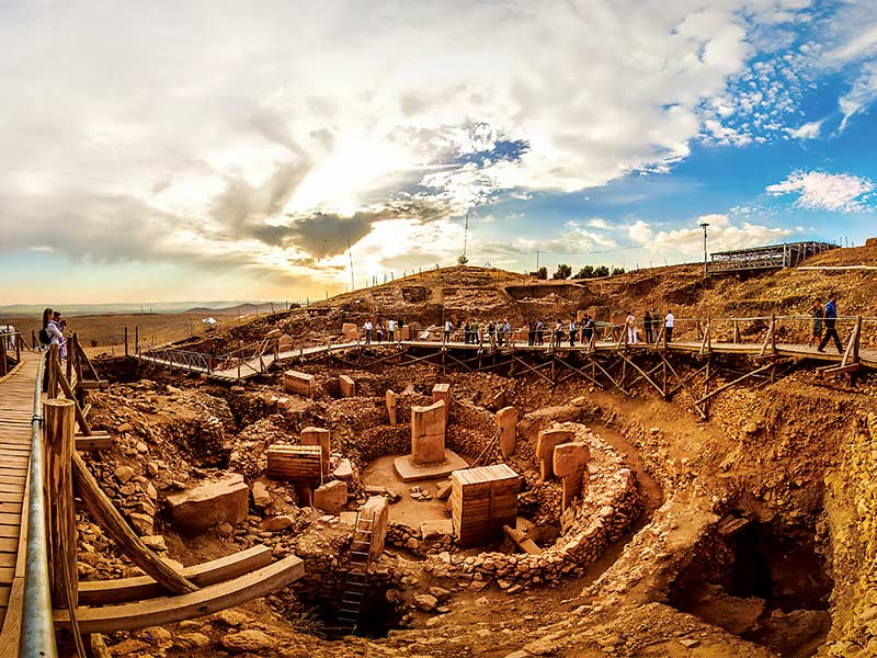 Gobekli Tepe, el enigmático templo más antiguo del mundo