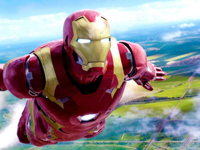 El traje de Iron Man ya es una realidad