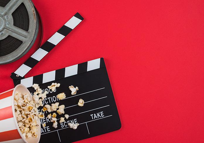 El cine y las palomitas: un matrimonio forzado con final feliz