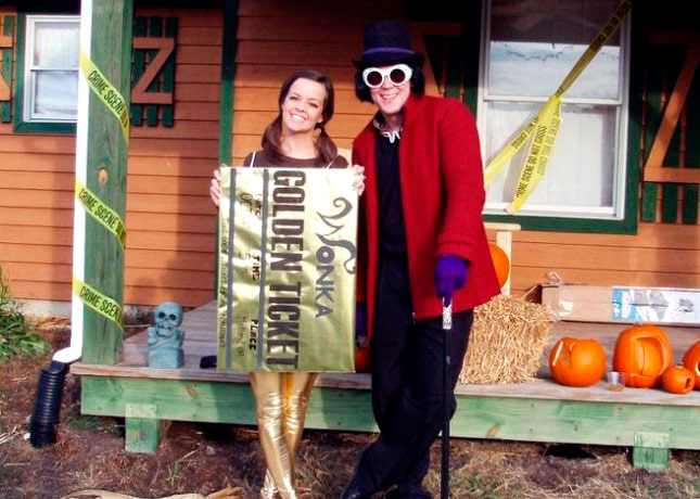 Willy Wonka y el boleto dorado