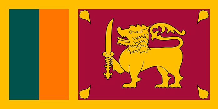 Bandera de Sri Lanka