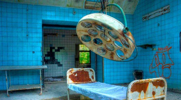 Hospital Beelitz Heilstätten sala de operaciones