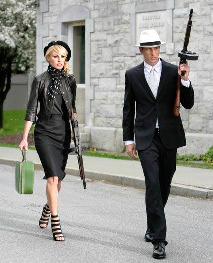 Bonnie and Clyde fashion