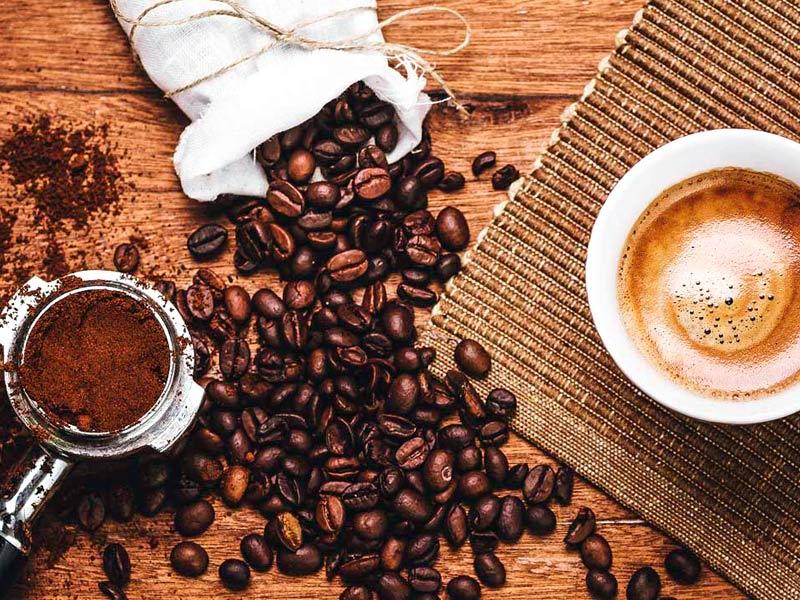 usos increíbles del café