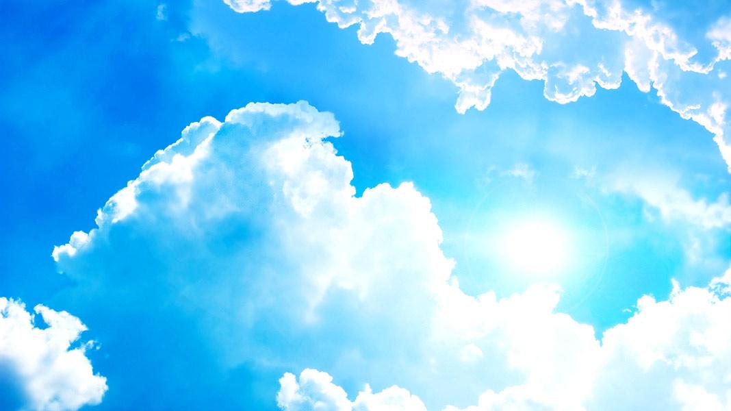 ¿Por qué vemos el cielo azul si en el espacio exterior es