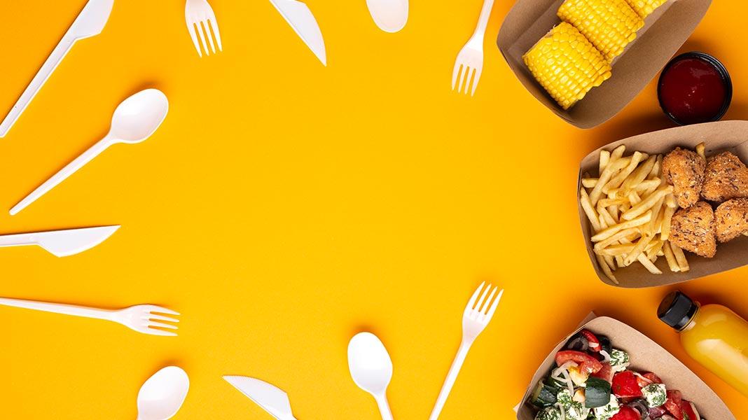 Pedir comida a domicilio: las opciones menos comunes para comer variado a diario
