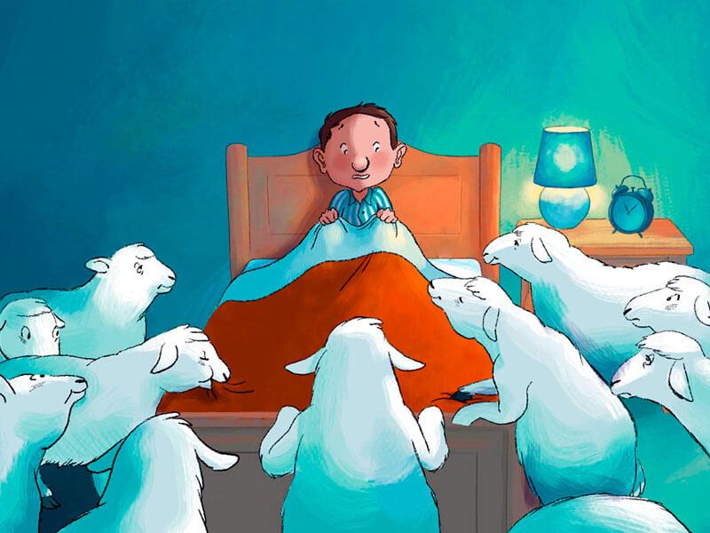 ¿Por qué contamos ovejas para dormir?