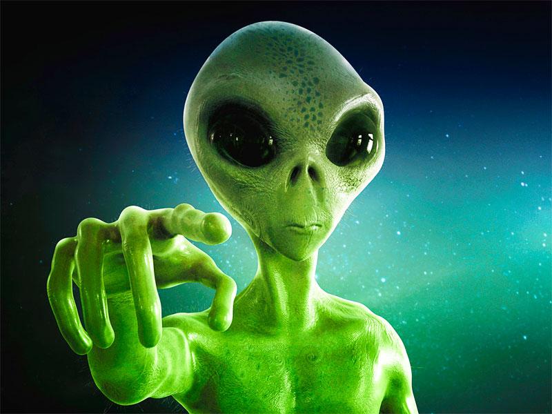Momia de una criatura extraterrestre descubierta
