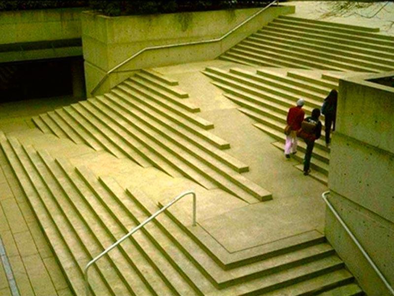 Las escaleras más prácticas