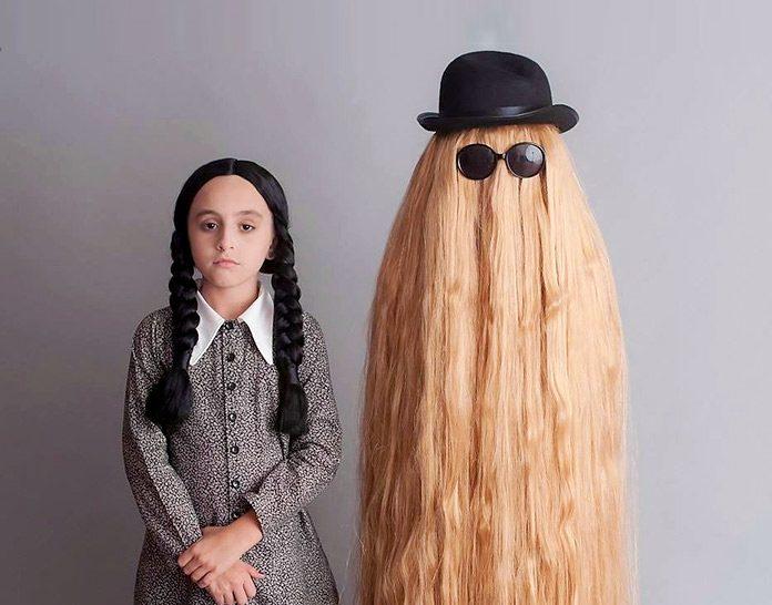 30 Ideas de disfraces en pareja para Halloween