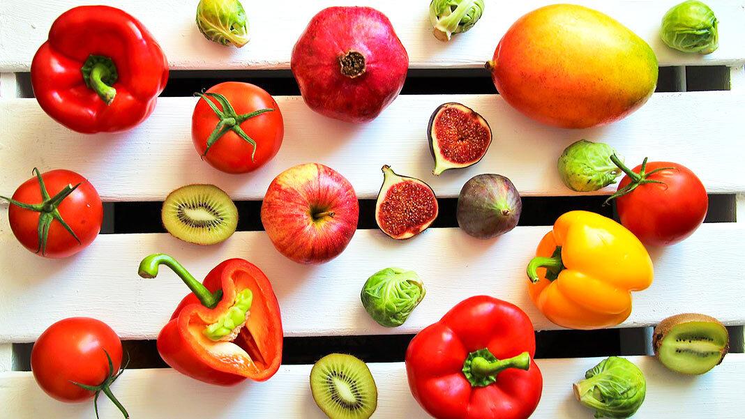 Diferencias entre la fruta y la verdura que deberías saber