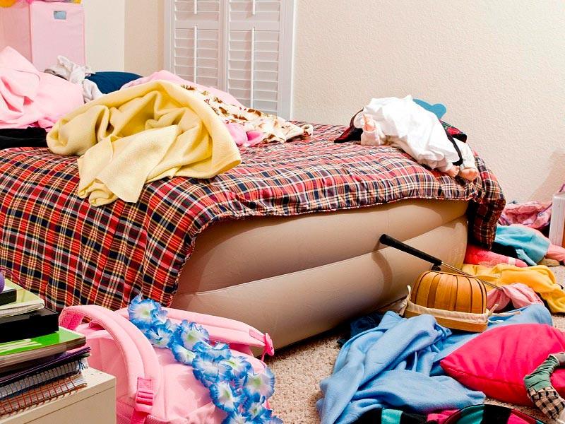 Hacer la cama al despertar es… ¡malo para la salud!