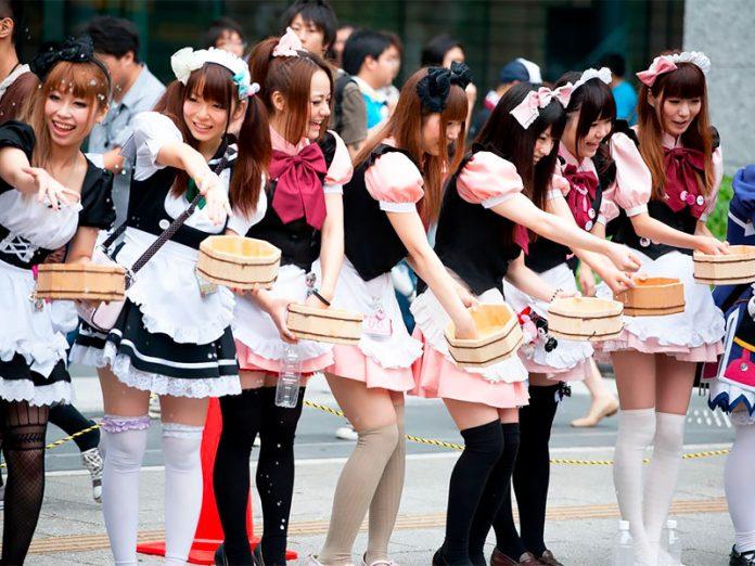 Cosas extrañas que solo pasan en Japón.