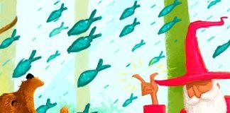 Lluvia de peces: un fenómeno más que frecuente