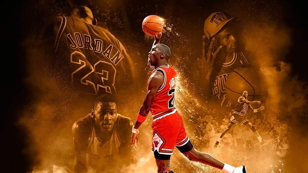 Wallpaper de Michael Jordan