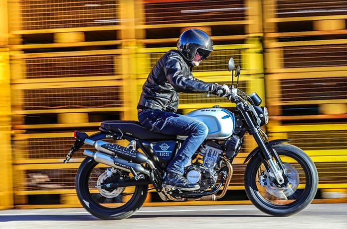 ¿Te gusta el motociclismo? Conoce la nueva gama de SWM