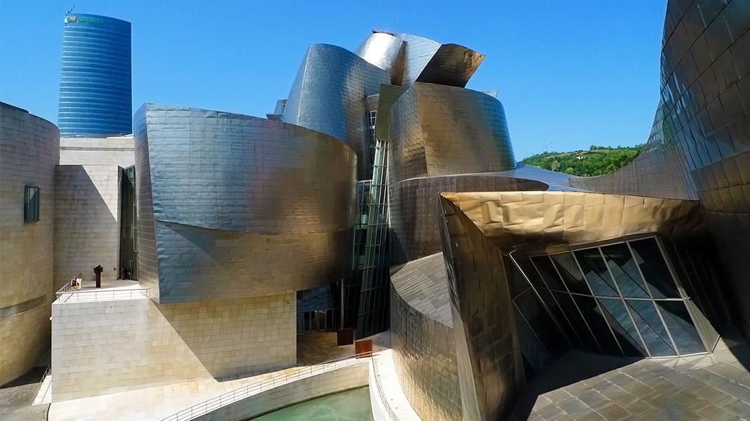 edificio del Museo Guggenheim