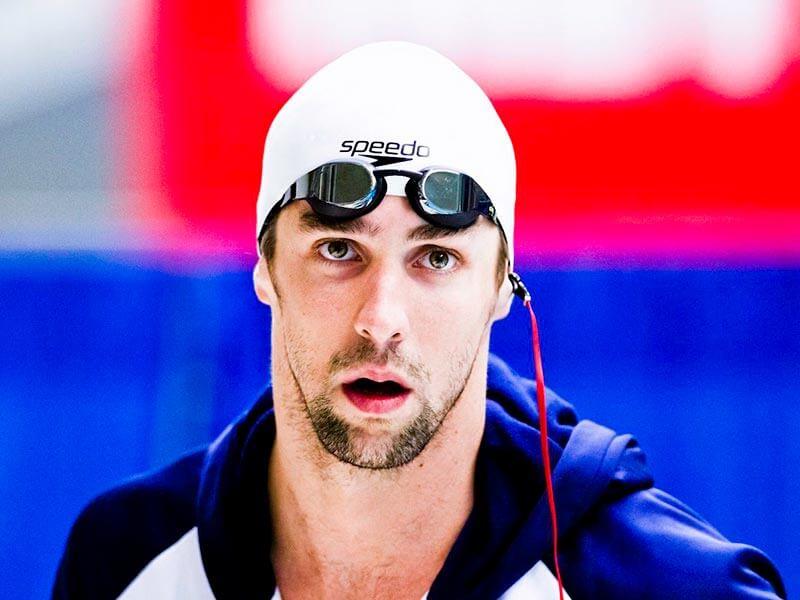 Michael Phelps campeón de natación