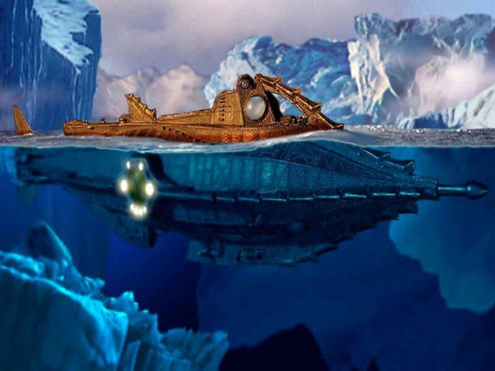 Nautilus 20.000 leguas de viaje submarino