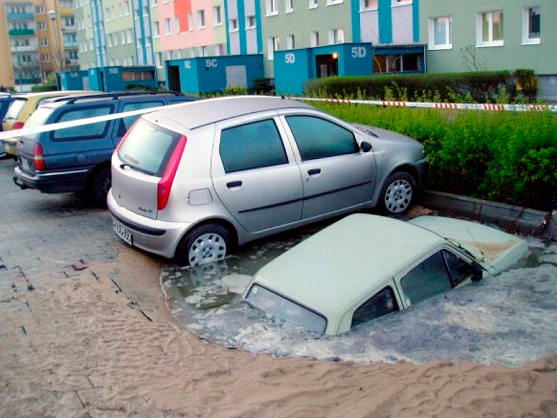 parking caro