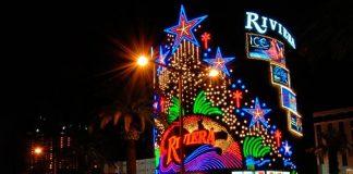 La impresionante implosión del Hotel Riviera de Las Vegas