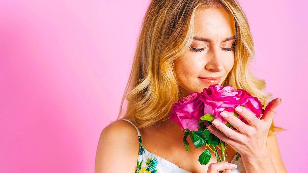 ¿Por qué hay días en los que huelen las rosas y otros en los que no?
