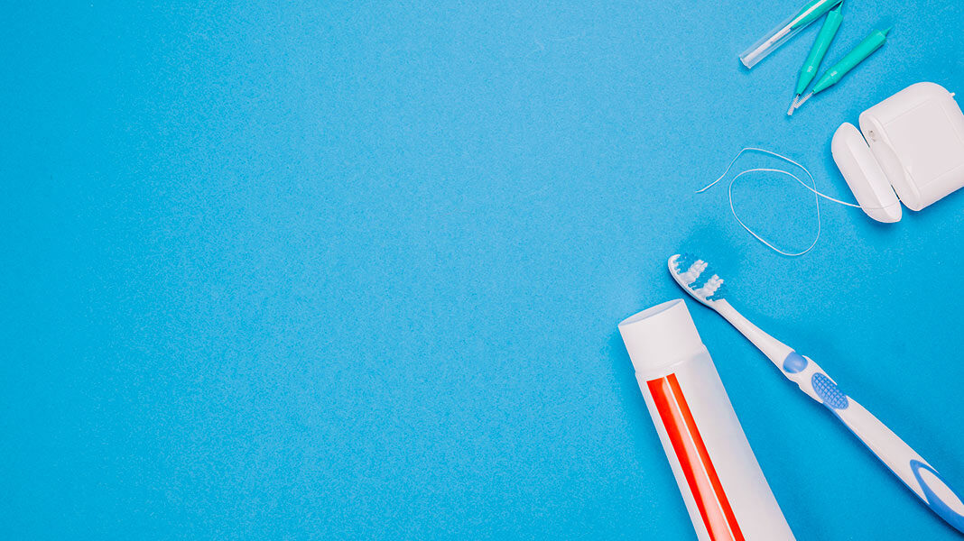 accesorios de higiene dental