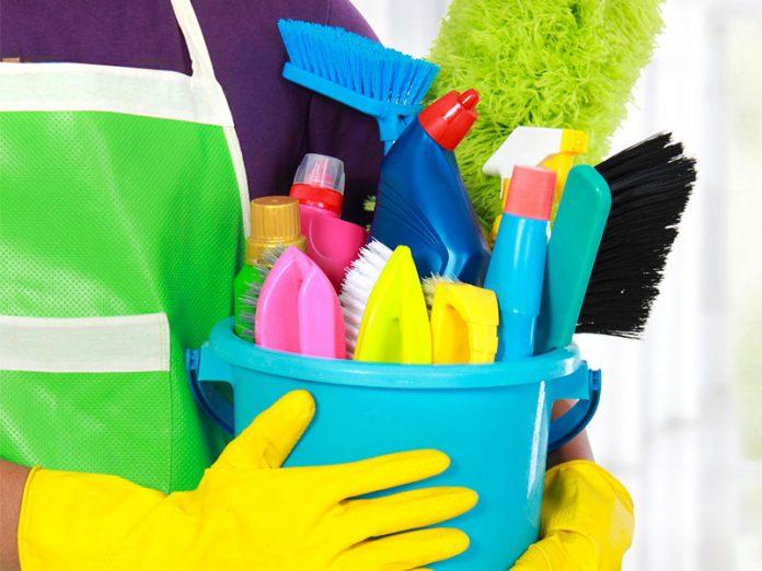 Servicios online de limpieza