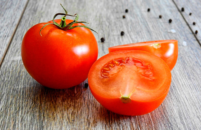 Frutas y verduras - Tomate