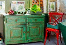 El estilo vintage es la ultima tendencia en moda y decoración.